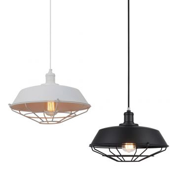 L2-11359 Industrial Pendant Light Range