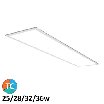 L2U-9254 36w Tri-Colour LED Panel Light (120cm x 30cm)
