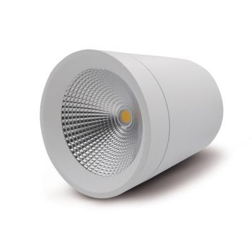 15w Meteor White Surface Mounted LED Downlight