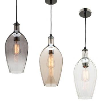 L2-1950 Glass Pendant Light Range