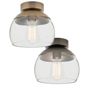 L2U-638 DIY Glass Batten Fix Light
