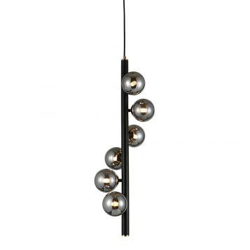 L2-11225 6-Light Drop LED Pendant Light