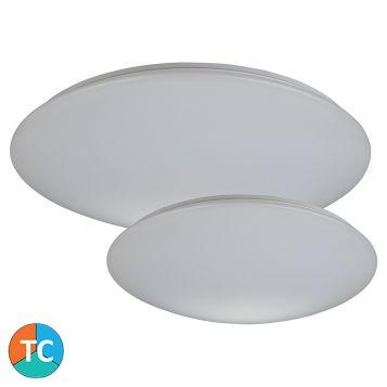L2U-1020 Round Tri-Colour LED Ceiling Light Range