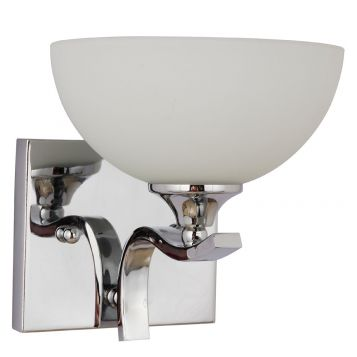 L2-6368 Traditional Chrome Wall Light