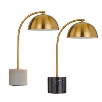 L2-5763 Antique Gold Table Lamp Range