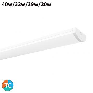L2U-7341 40w Tri-Colour LED Linear Batten Light