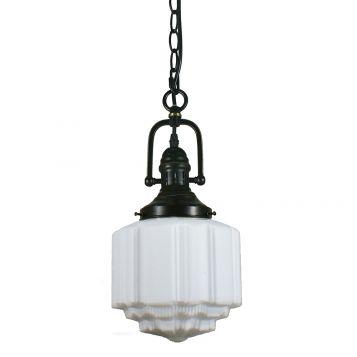 L2-11295 Bronze Classic Vintage Pendant Light