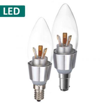 L2U-340 4w LED Candle Lamp