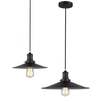 L2-11386 Industrial Pendant Light Range