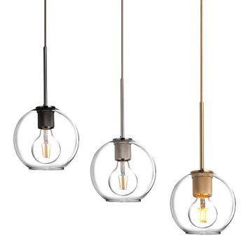 L2-11223 Glass Pendant Light Range