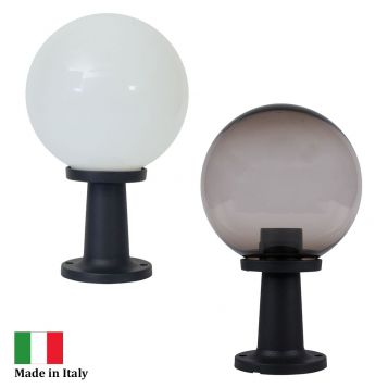 L2U-4573 Sphere Pillar Mount Light Range