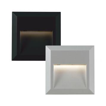 L2U-4276 (IP65) Square LED Exterior Wall Light Range