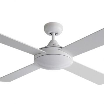 Primo 1200 Ceiling Fan - White