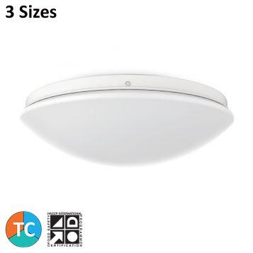L2U-9251 Tri-Colour LED Oyster Light Range