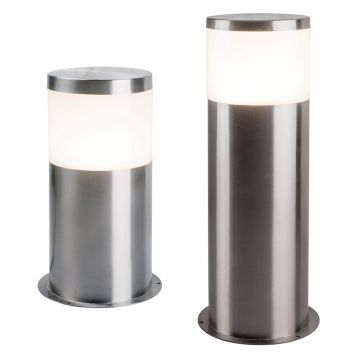 L2-7215 Stainless Steel LED Exterior Bollard Light Range