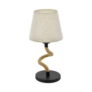 L2-5612 Black Table Lamp