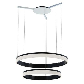 L2-11183 Double Ring LED Pendant Light
