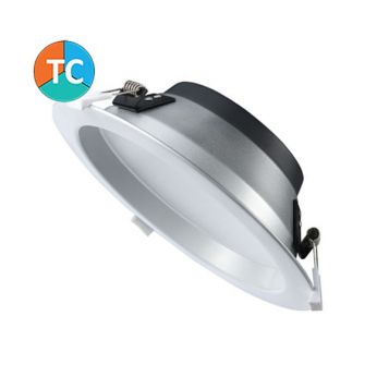 10w S9071-TC Tri-Colour LED Downlight (90 Degree Beam - 900lm)