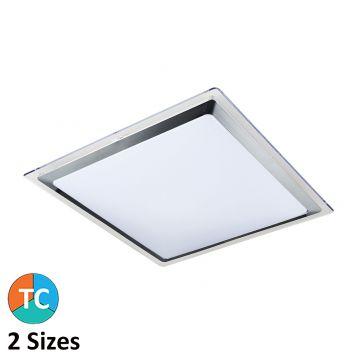 L2U-996 Square Tri-Colour LED Ceiling Light Range