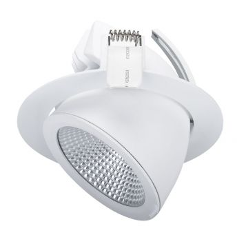 25w Scoop Adjustable LED Downlight (60 Beam - 1950lm)