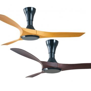 Seattle 1400 DC ABS 3 Blade Ceiling Fan with Remote
