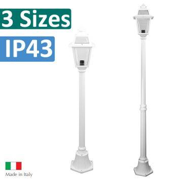 L2U-4354 Avignon Single Head Post Light Range