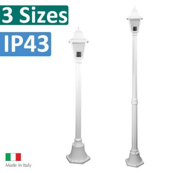 L2U-4346 Paris Traditional Single Head Post Light Range