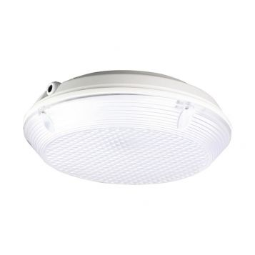 L2U-7370 (IP65) Round LED Oyster Light