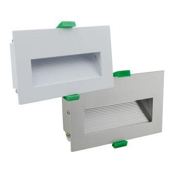 L2-6303 Rectangle Recessed LED Step Light Range