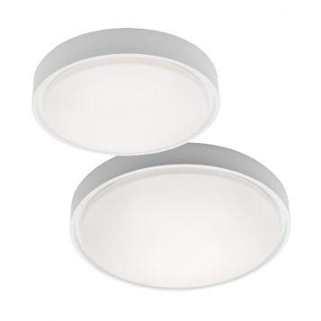 L2U-9176 White LED Oyster Light Range