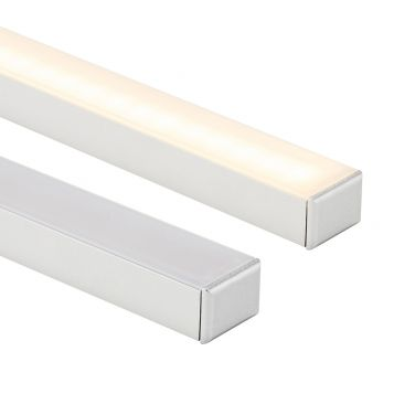 L2U-7248 Deep Square Aluminium Profile