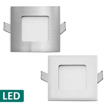 L2-6301 Square Recessed LED Wall Light
