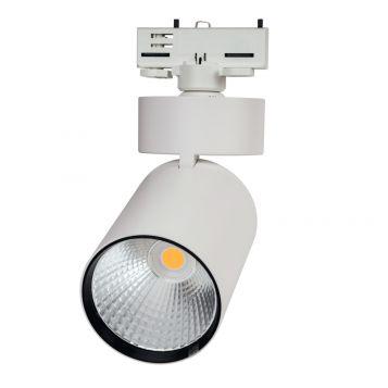 L2-3135 15w Single Circuit LED Track Light Range