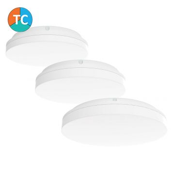 L2U-9131 Round Polycarbonate LED Oyster Light Range from