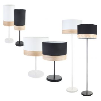 L2-5724 Round Table & Floor Lamp Range from