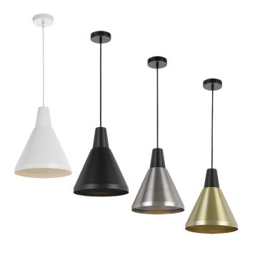 L2-11339 Metal Shade Pendant Light Range from