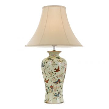 L2-5461 Bird Design Base Table Lamp