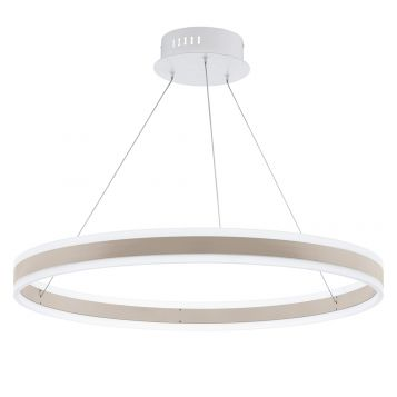 L2-11482 Single Ring LED Pendant Light