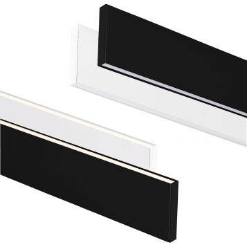 L2U-7251 Up/Down Side Mounted Aluminium Profile