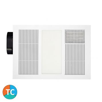 L2U-1147 4in1 Bathroom Fan Heater, LED Light And Exhaust Fan