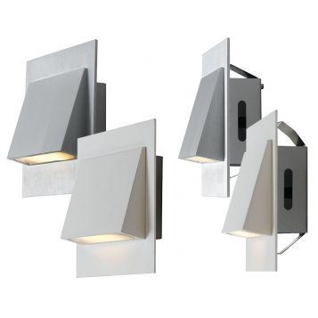 L2-6292 Semi Recessed LED Wall Light Range