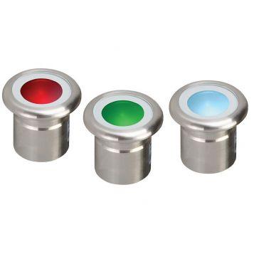 L2U-4546 Single 0.6w RGB LED Deck Light Head