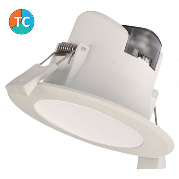 7w S9064TC Tri-Colour LED Downlight (90 Degree Beam - 600lm)