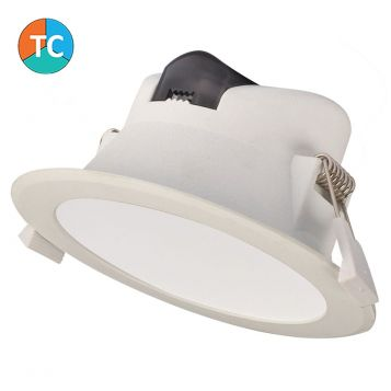 9w S9065TC Tri-Colour LED Downlight (90 Degree Beam - 850lm)