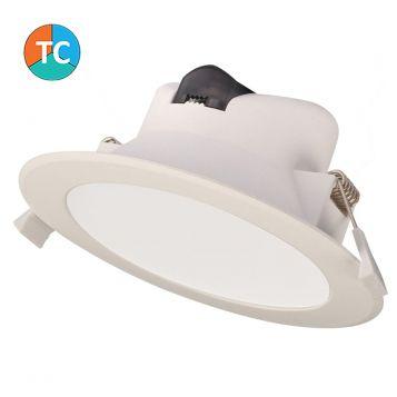 12w S9066TC Tri-Colour LED Downlight (90 Degree Beam - 1350lm)