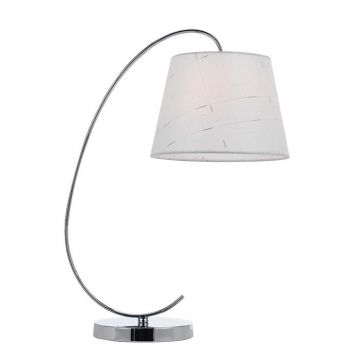 L2-5236 Chrome Table Lamp