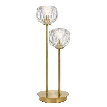 L2-5761 2-Light LED Table Lamp