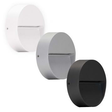 L2U-4547 Round LED Wall / Step Light Range