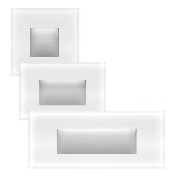 L2U-4577 Recessed LED Step Light Range from