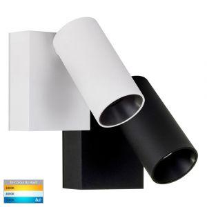 L2U-41127 9w Single Adjustable LED Wall Light Range